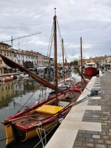 Historické lodě v Casematicu mají i své muzeum
