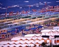 Riccione Pláž