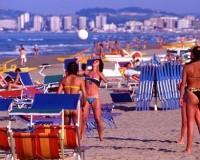 Riccione Volejbal na pláži