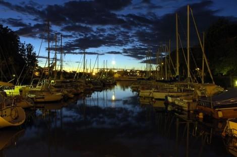 Ukazka Emilia Romagna přístav