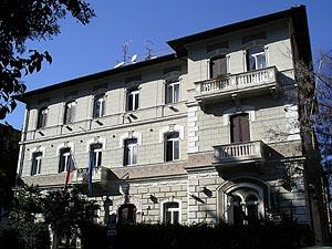 České velvyslanectví v Římě